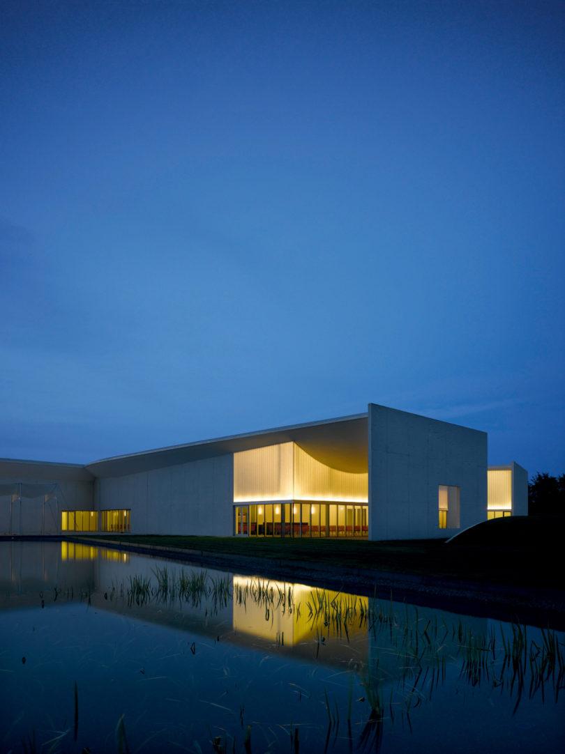 Der 2009 eröffnete Neubau des Herning Museum of Contemporary Art