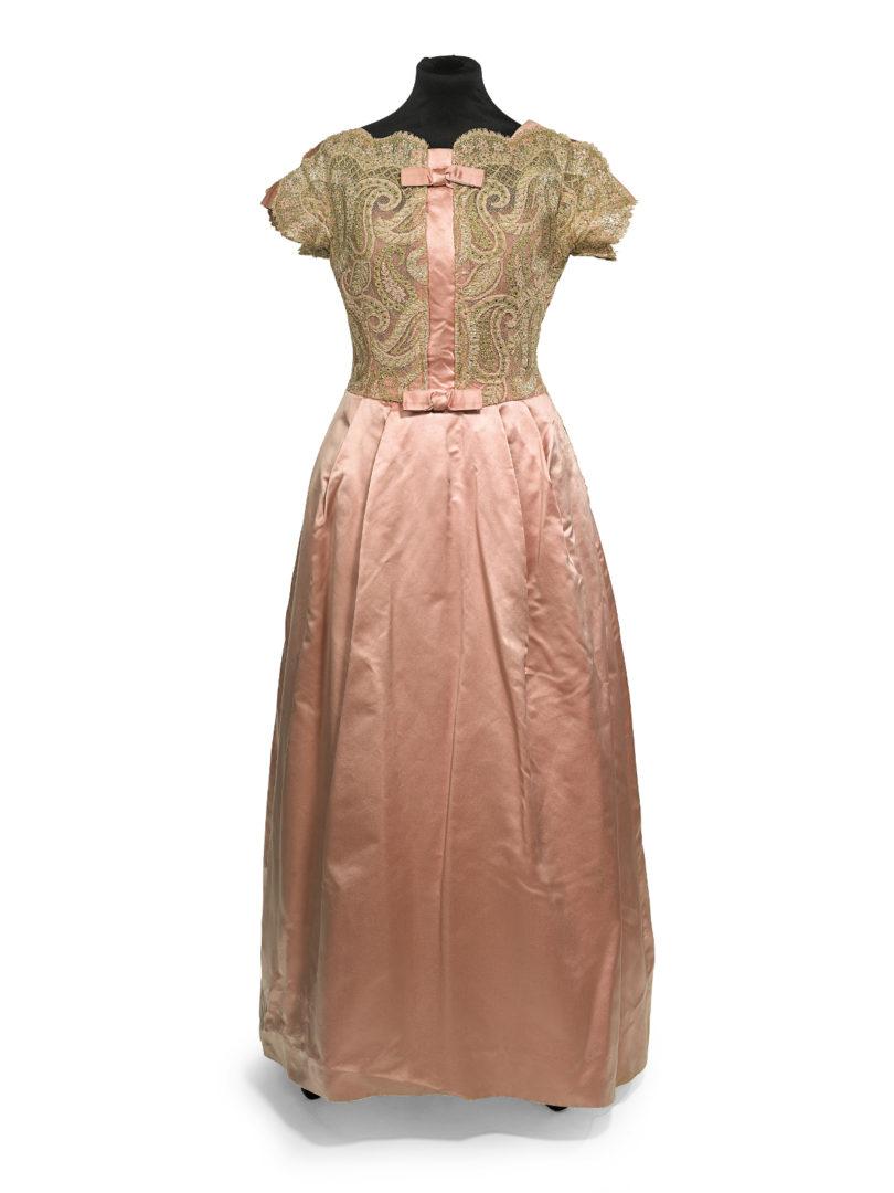 Abendkleid von Victor Stiebel, ca. 1961