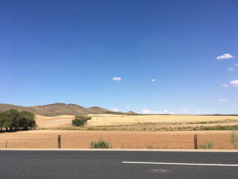 Kiesslings Fahrt durch den Parque Nacional de Cabañeros