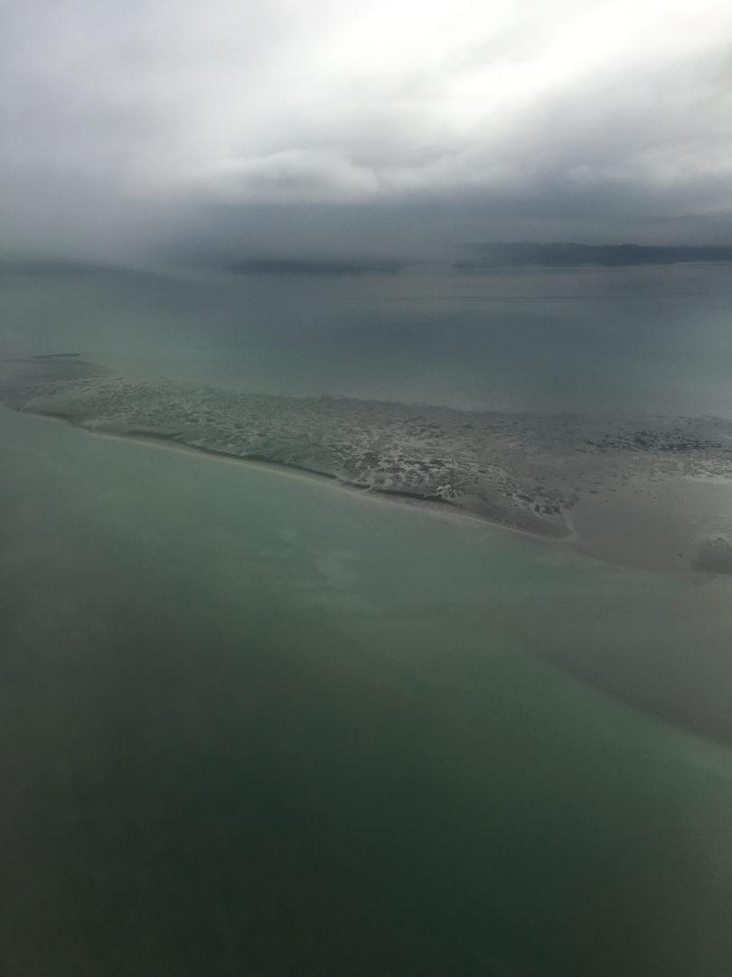 Auckland - Kiesslings Ankunft in Neuseeland