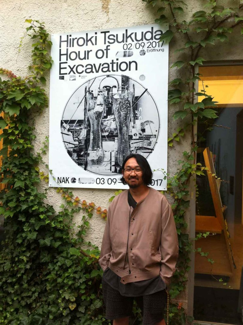 Hiroki Tsukuda (Abb.: Neuer Aachener Kunstverein)