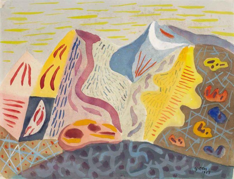Werner Gilles (1894-1961),