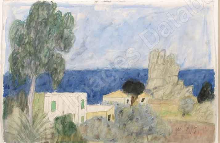 Max Peiffer Watenphul (1896-1976),