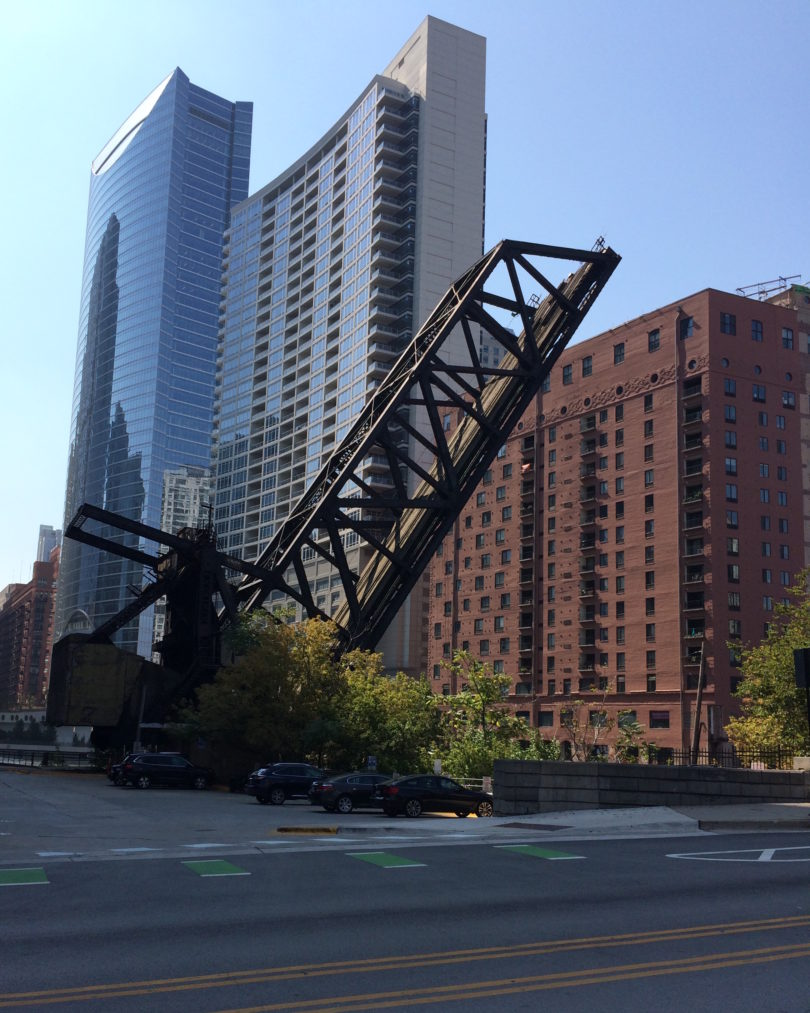 Blick auf Chicago, Foto: Jan Bykowski