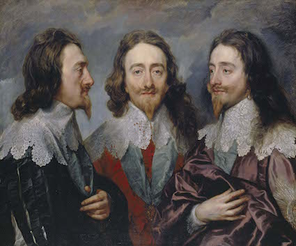 Anthony van Dyck, Charles I, 1635-6, Foto: Royal Collection Trust/Her Majesty Queen Elizabeth II