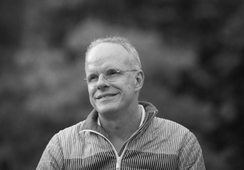 Hans Ulrich Obrist ist Kurator für zeitgenössische Kunst und leitet die Serpentine Gallery in London (Foto: Nick Turpin)