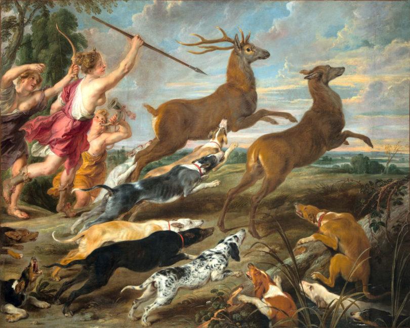 Peter Paul Rubens (1577-1640), Paul de Vos (1591-1678), Jan Wildens (1585-1640),