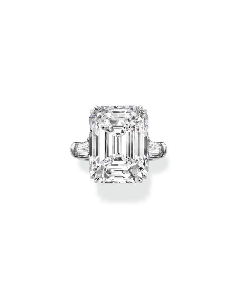 Ring von Harry Winston (Foto: Harry Winston)