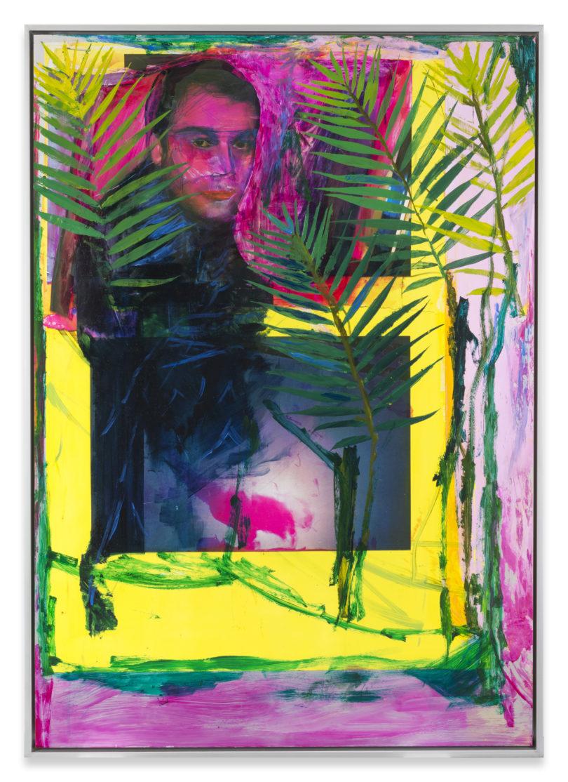 Andro Wekua, Levan Portrait, 2017 / © Andro Wekua, Courtesy Sprüth Magers and Gladstone Gallery
