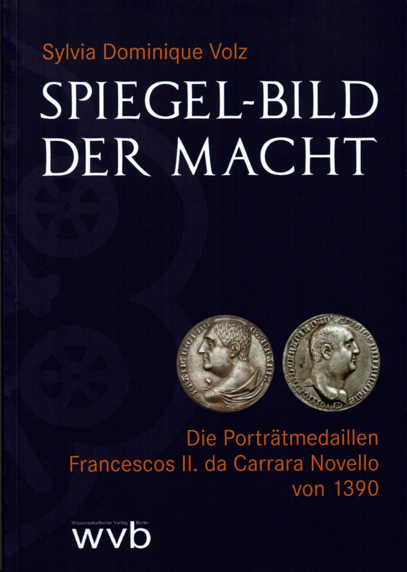Sylvia Dominique Volz, Spiegel-Bild der Macht, erschienen im Wissenschaftlichen Verlag Berlin