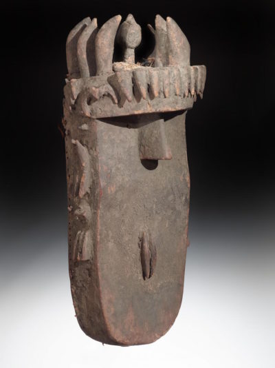 Toma, Dandai-Maske, Holz, Macenta Gebiet, Guinea/Liberia, um 1930, 63 cm, Lot Nr. 17, Rufpreis 12 000 €, Foto: Dorotheum, Wien