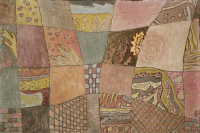 Paul Klee, Gartenrhythmus, 1932 © Privatbesitz, Schweiz, Depositum im Zentrum Paul Klee, Bern