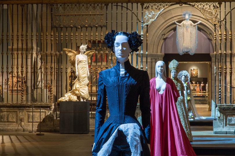 Galerieansicht der Medieval Sculpture Hall, Foto: © The Metropolitan Museum of Art
