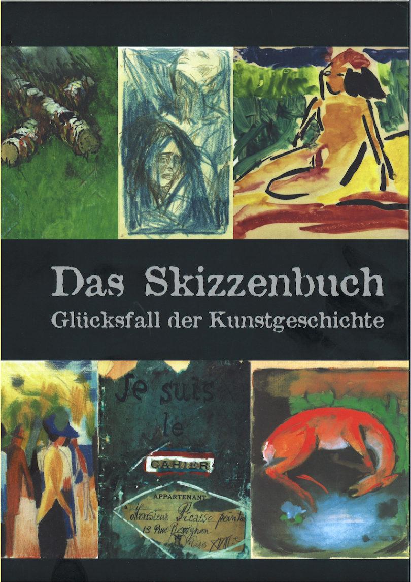 Gerd Presler, Das Skizzenbuch – Glücksfall der Kunstgeschichte, Foto: Privat