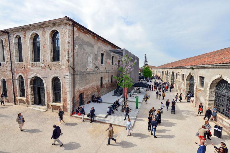 Venedig Biennale Arsenale, Foto: Andrea Avezzù, Courtesy La Biennale di Venezia
