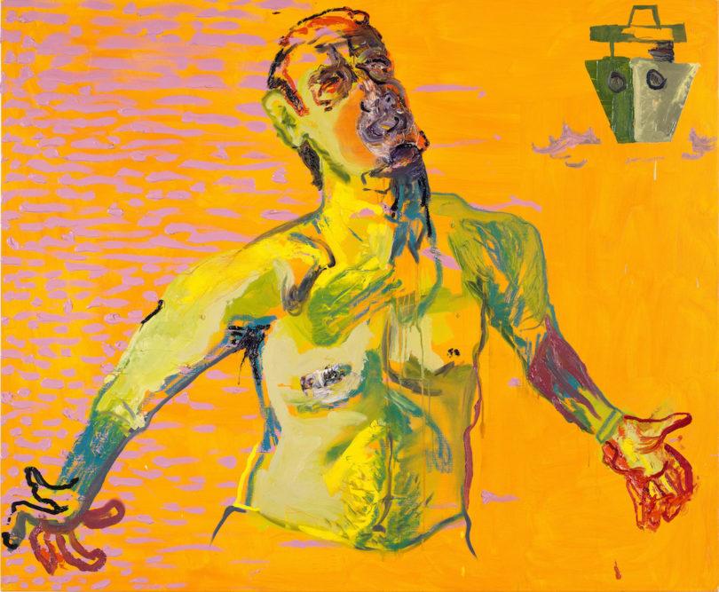 "Martin Kippenberger, ""Das Floß der Medusa"", 1996, Foto: Estate of Martin Kippenberger, Galerie Gisela Capitain"