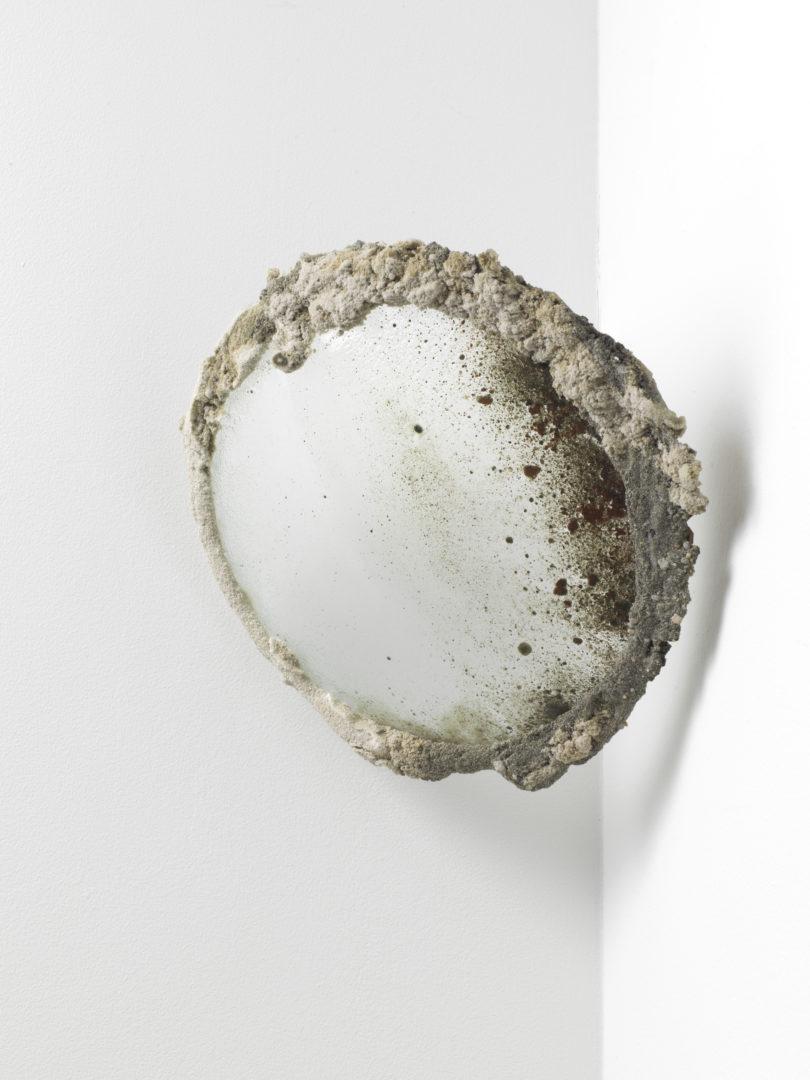 Philipp Modersohn, bigger than a second, 2017, Galerie Baudach, Berlin, Foto: Roman März, Courtesy: Galerie Baudach, Berlin