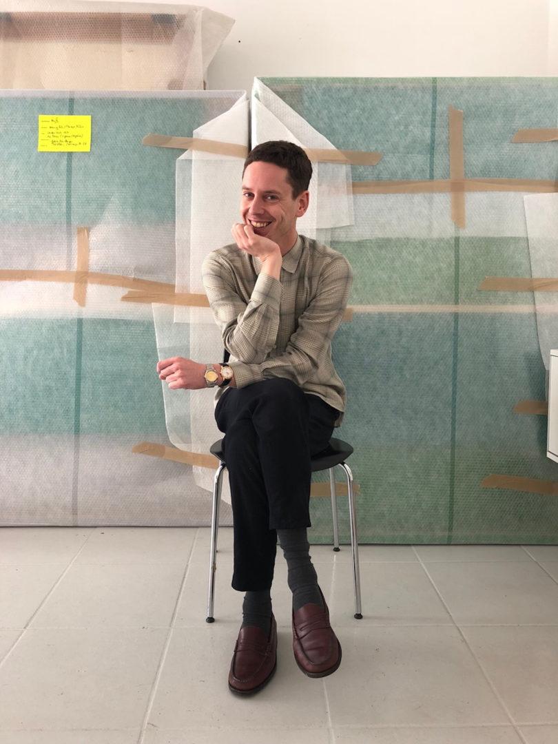 Porträt Max Mayer, Foto: Galerie Max Mayer