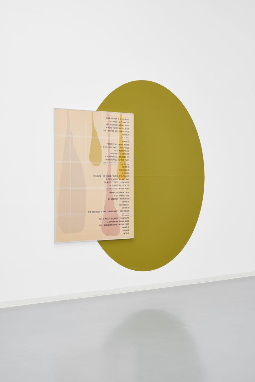 Sarah Kürten, Peter Mertens Stipendium 2017, Bonner Kunstverein, 2018, Foto: Mareike Tocha, Courtesy: Sarah Kürten und Galerie Max Mayer