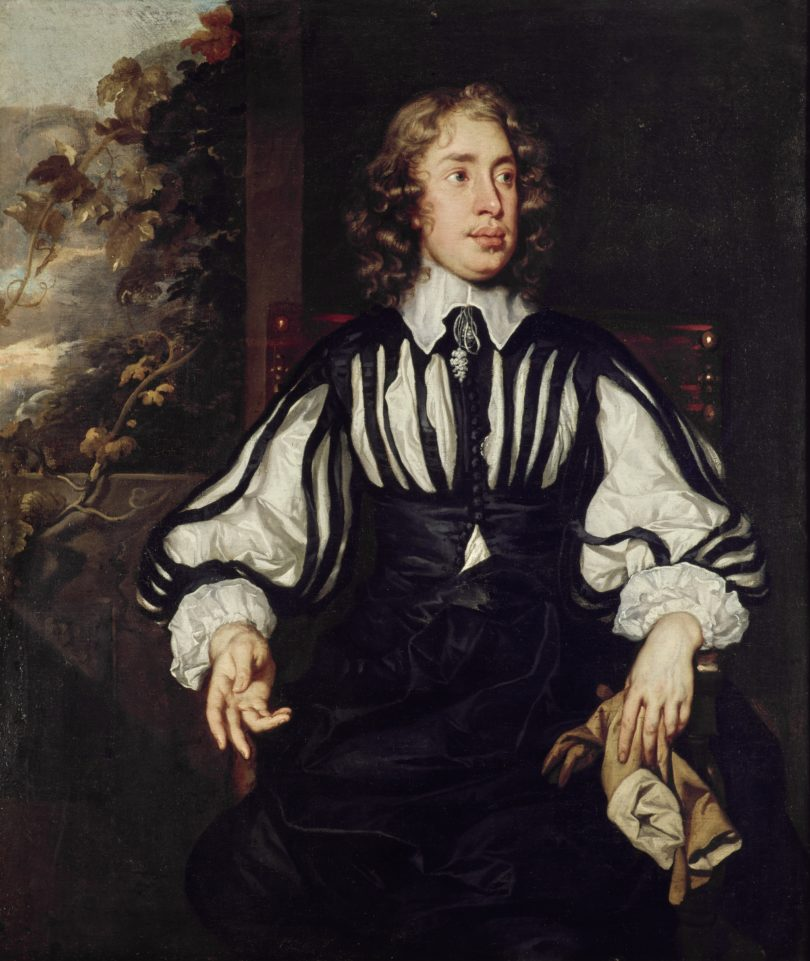 Peter Lely, Everhard Jabach IV, um 1650, Öl auf Leinwand, Wallraf-Richartz-Museum & Fondation Corboud, Köln, Foto: Wallraf-Richartz-Museum & Fondation Corboud, Köln