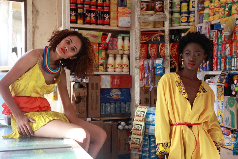 "Adama Paris, ""Connecting Afro Futures"", Kunstgewerbemuseum Berlin, Foto: Museum"