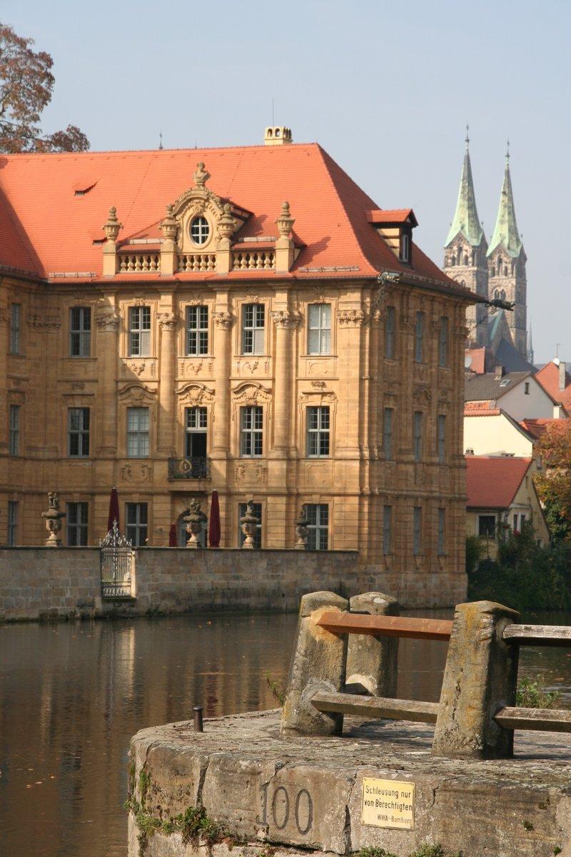 Internationales Künstlerhaus Villa Concordia, Foto: Steffen Schützwohl, Pressestelle Stadt Bamberg © BAMBERG Tourismus & Kongress Service