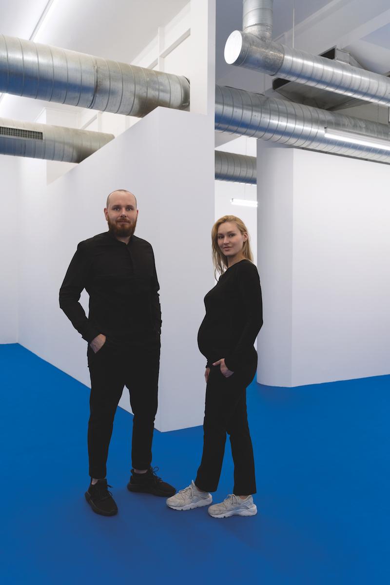 Thomas Schmelzer und Julia Langhammer, die Betreiber von Pylon, Foto: PYLON