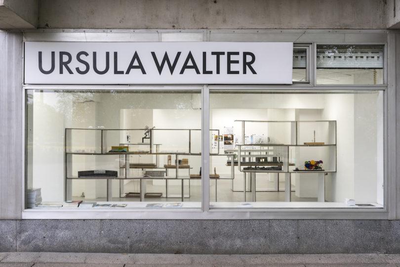 Die Galerie Ursula Walter am Neustädter Markt gehört zu den Vorreitern der unabhängigen Dresdner Kunstszene, Foto: Andreas Kempe