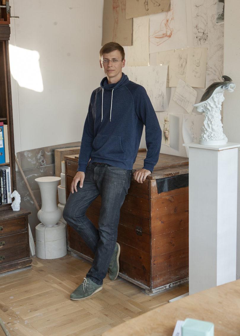 Maximilian Hagstotz, Foto: Andrea Grambow & Joscha Kirchknopf
