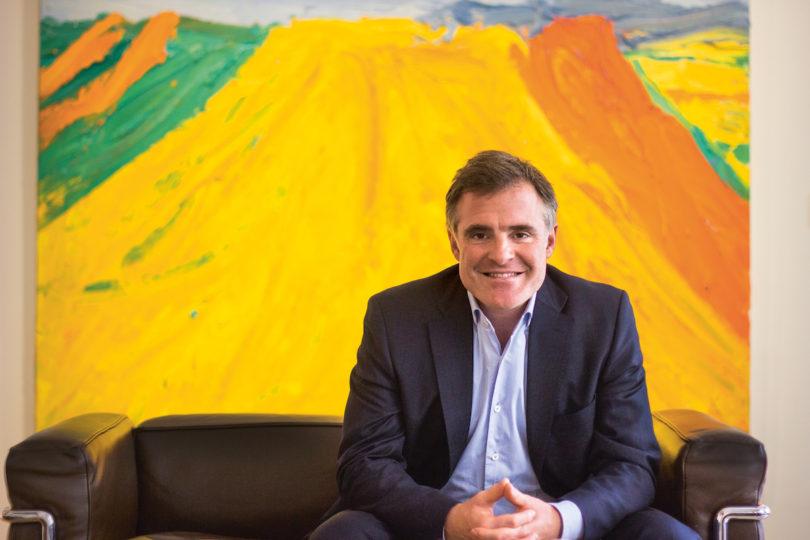 Alexander Giese ist Geschäftsführer der 1980 gegründeten Kunsthandlung Giese & Schweiger in Wien, die zu den führenden Adressen für österreichische Malerei des 19. und 20. Jahrhunderts gehört. Abb.: Kunsthandel Giese und Schweiger, Wien