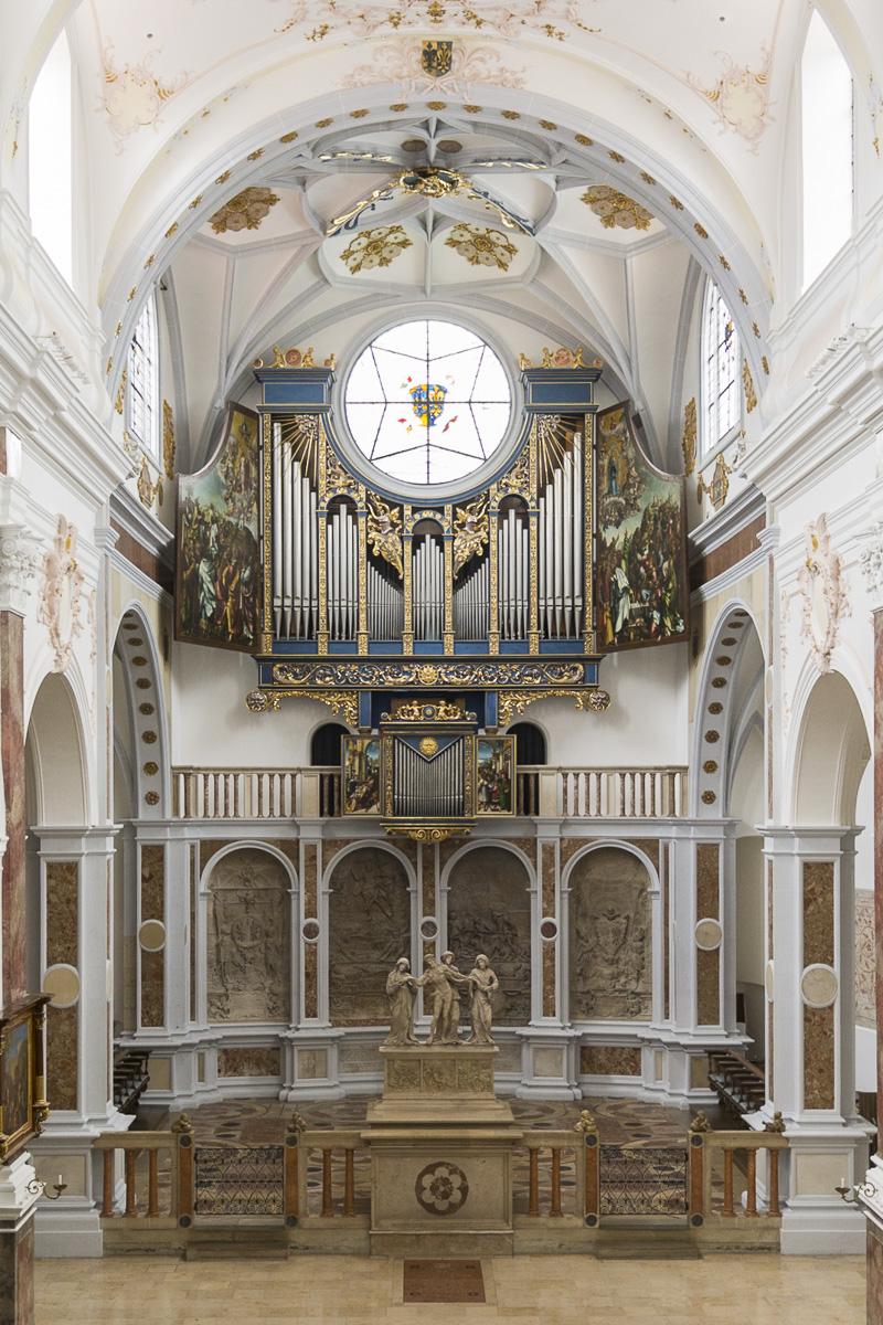 Die Fuggerkapelle in Augsburg, Foto: Fuggersche Stiftungen