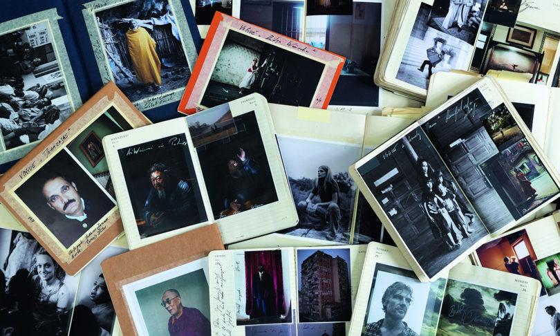 Scrapbooks von Matthias Ziegler © VOGUE Deutschland, 2019. Foto: Vanessa Daly