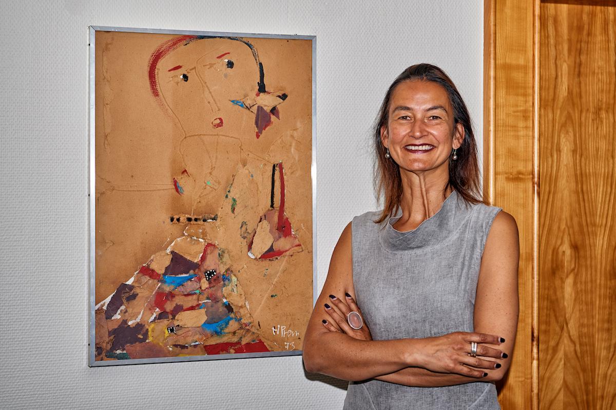 Das Cordonhaus in Cham zeigt Ausstellungen regionaler und überregionaler Künstler. Oft handelt es sich dabei um Schüler der Künstler Gruppe SPUR, Foto: www.bayern.by - Florian Trykowski