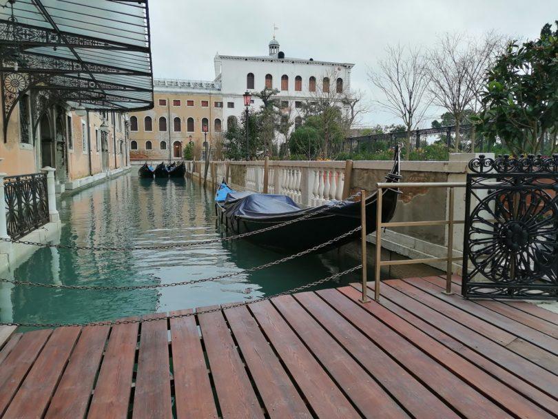 Königliche Gärten in Venedig, Foto: Petra Schaefer