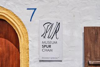 """Das SPUR Museum ist Teil des Museumsnetzwerk """"Zeitgenössische Kunst in der Oberpfalz"""". Foto: www.bayern.by - Florian Trykowski"""