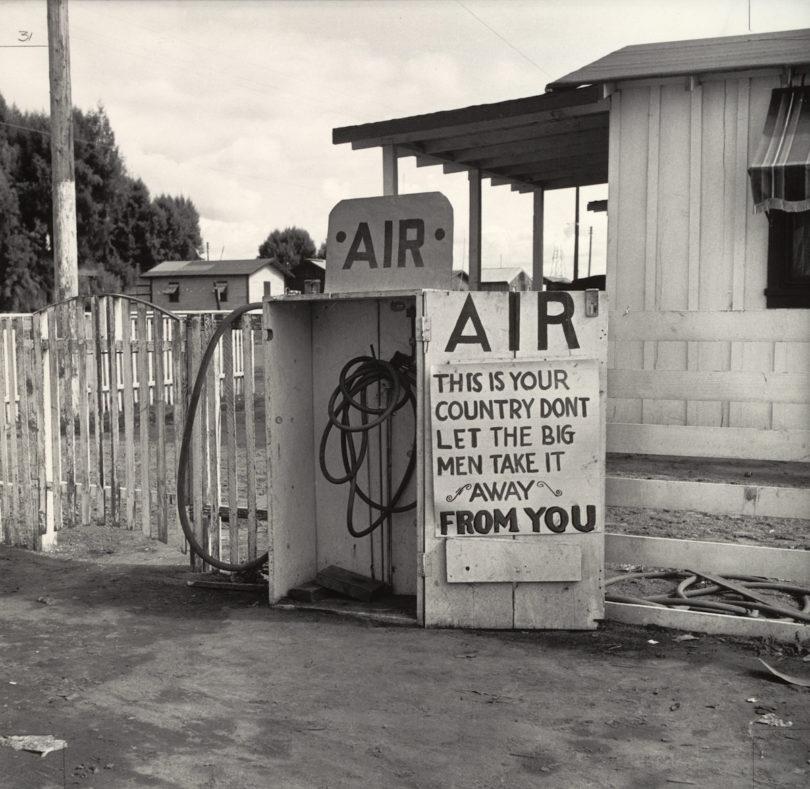 "Dorothea Lange, ""Kern County, California"", 1938, Abbildung: The Museum of Modern Art, New York"