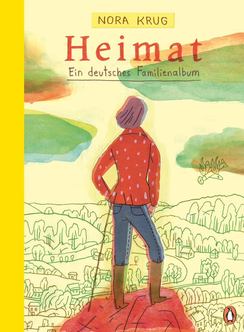 """""""Heimat – Ein deutsches Familienalbum"""" von Nora Krug"""