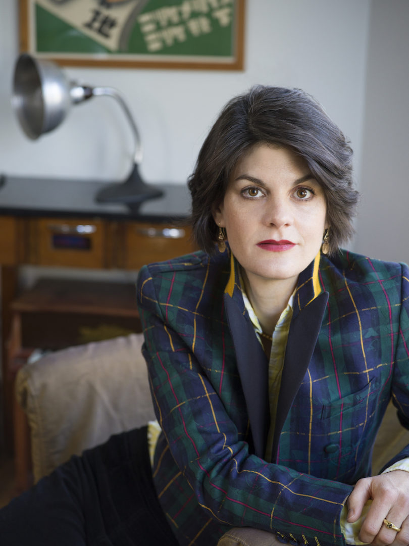 Nora Krug, Foto von Nina Subin