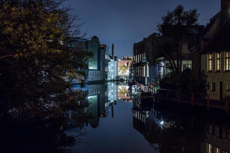 Gent bei Nacht, Abbildung: Das Bogaerts /Stad Gent-Dienst Toerisme