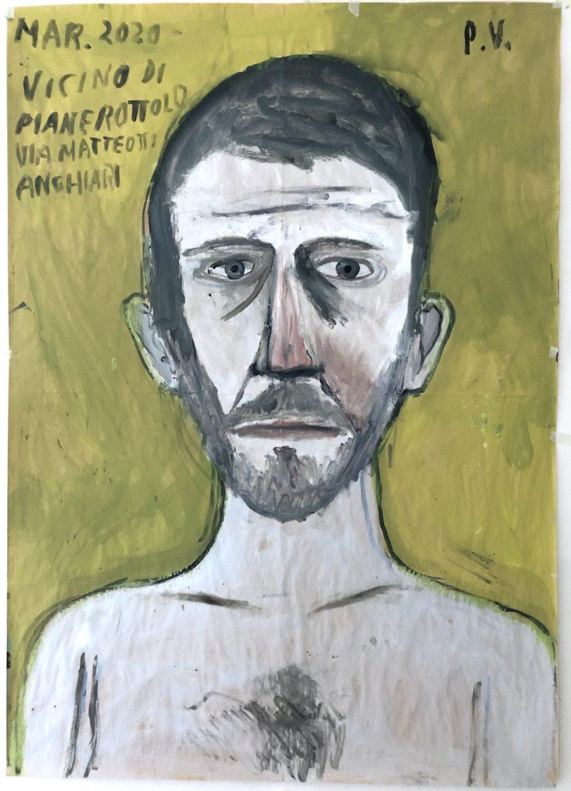 Paolo Ventura: Quarantine Diary, Anghiari (VG Bild-Kunst Bonn 2020)