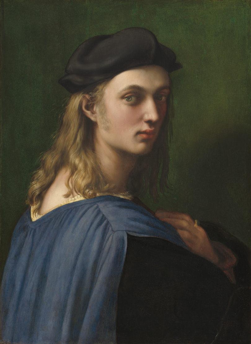 """Raffael, """"Porträt des Bindo Altoviti"""