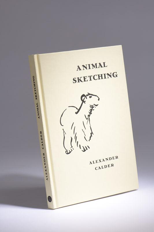 Animal Sketching: Alexander Calder, Les Éditions Dilecta / Foto: Luc Paris/Courtesy Éditions Dilecta, 2009