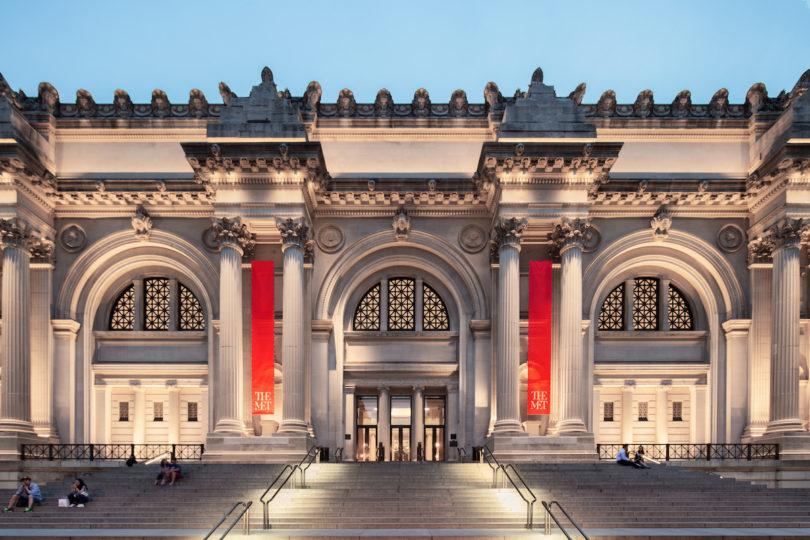 Blick auf das Metropolitan Museum of Art in der New Yorker 5th Avenue, Abbildung: Courtesy of the Metropolitan Museum of Art, New York