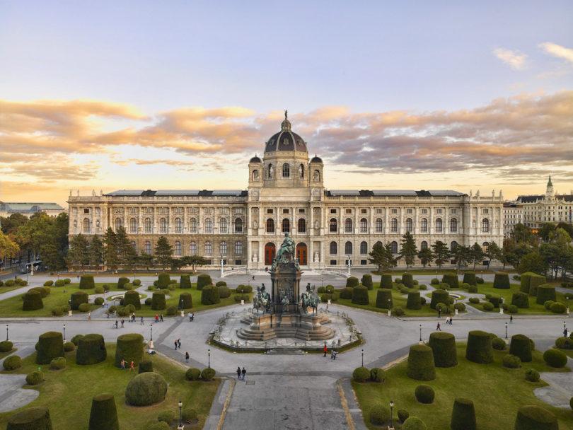 Das Kunsthistorische Museum Wien, Foto: ©KHM-Museumsverband