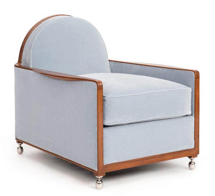 Dessen Sessel gehörte der Designerin Andrée Putman und liegt bei 90000 Euro, Foto: Guelfucci Gallery/pr-bild