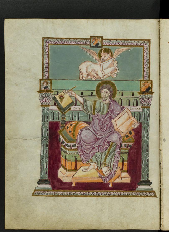 """Das Evangeliar """"Codex Wittekindeus"""