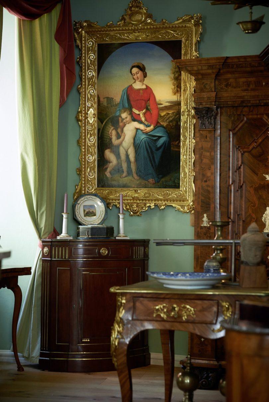 Bamberg Kunst Antiquitäten Christian Eduard Franke