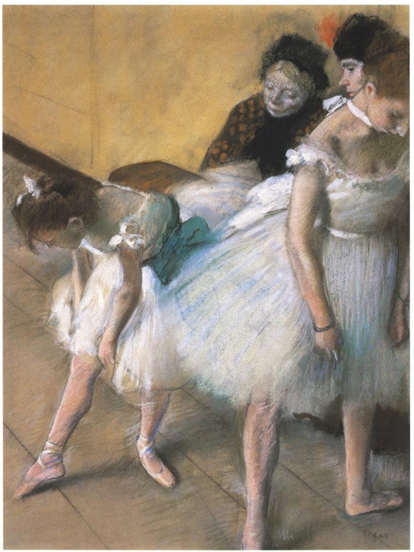 Kunstsalon Paul Cassirer Edgar Degas Tänzerinnen
