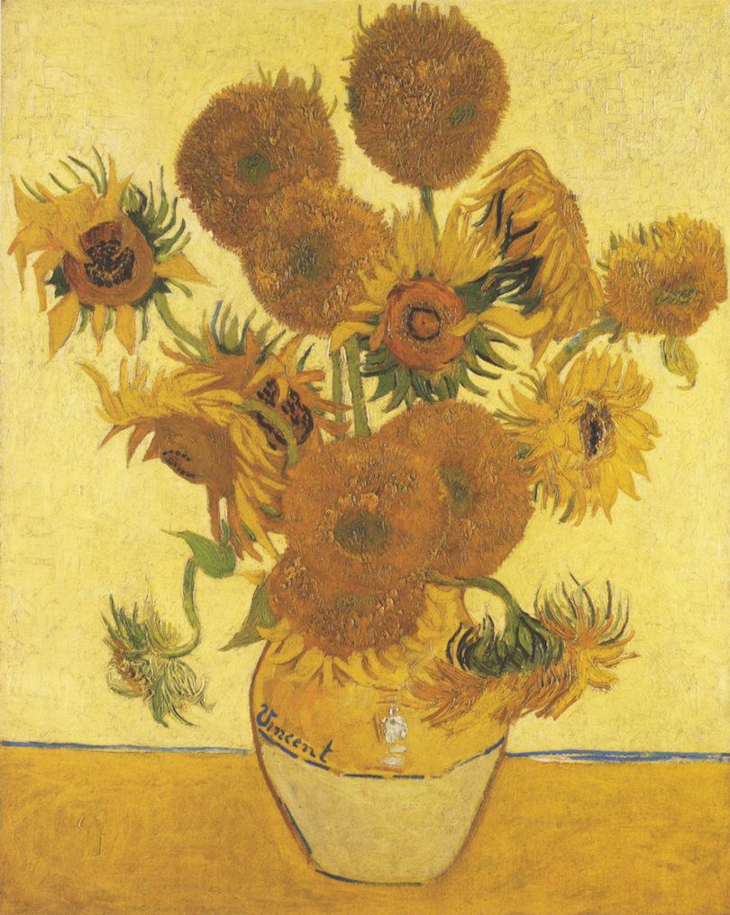 Paul Cassirer Vincent van Gogh Sonnenblumen