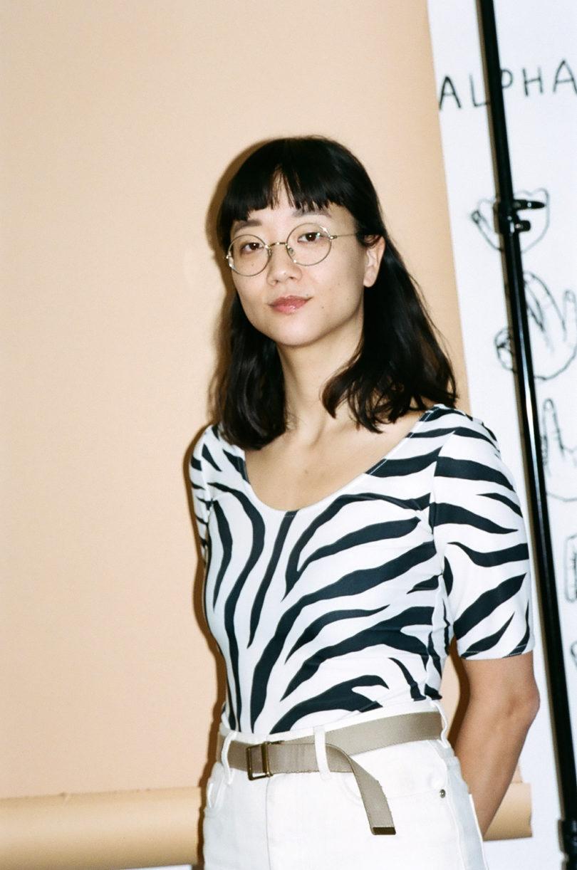 Christine Sun Kim, Foto: Ina Niehoff